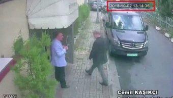 Turquía compartió grabaciones del asesinato de Khashoggi