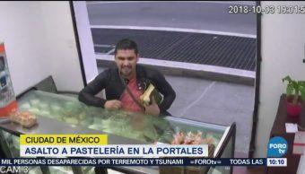 Videos Asaltos México