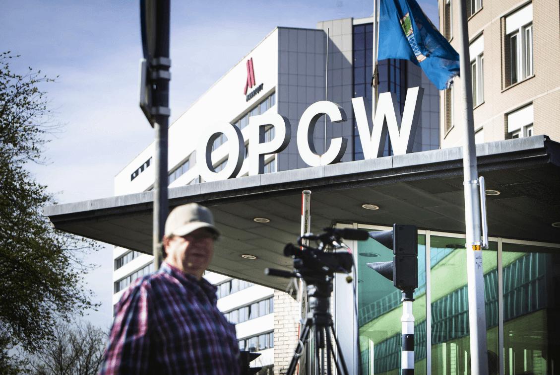 Holanda frena ataque cibernético ruso contra OPAQ