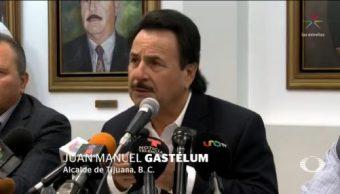 Alcalde Tijuana Acusa Migrantes Alterar Orden Público