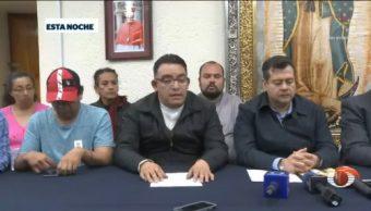 Autoridades Capitalinas Dialogan Representantes San Juan Ixhuatepec