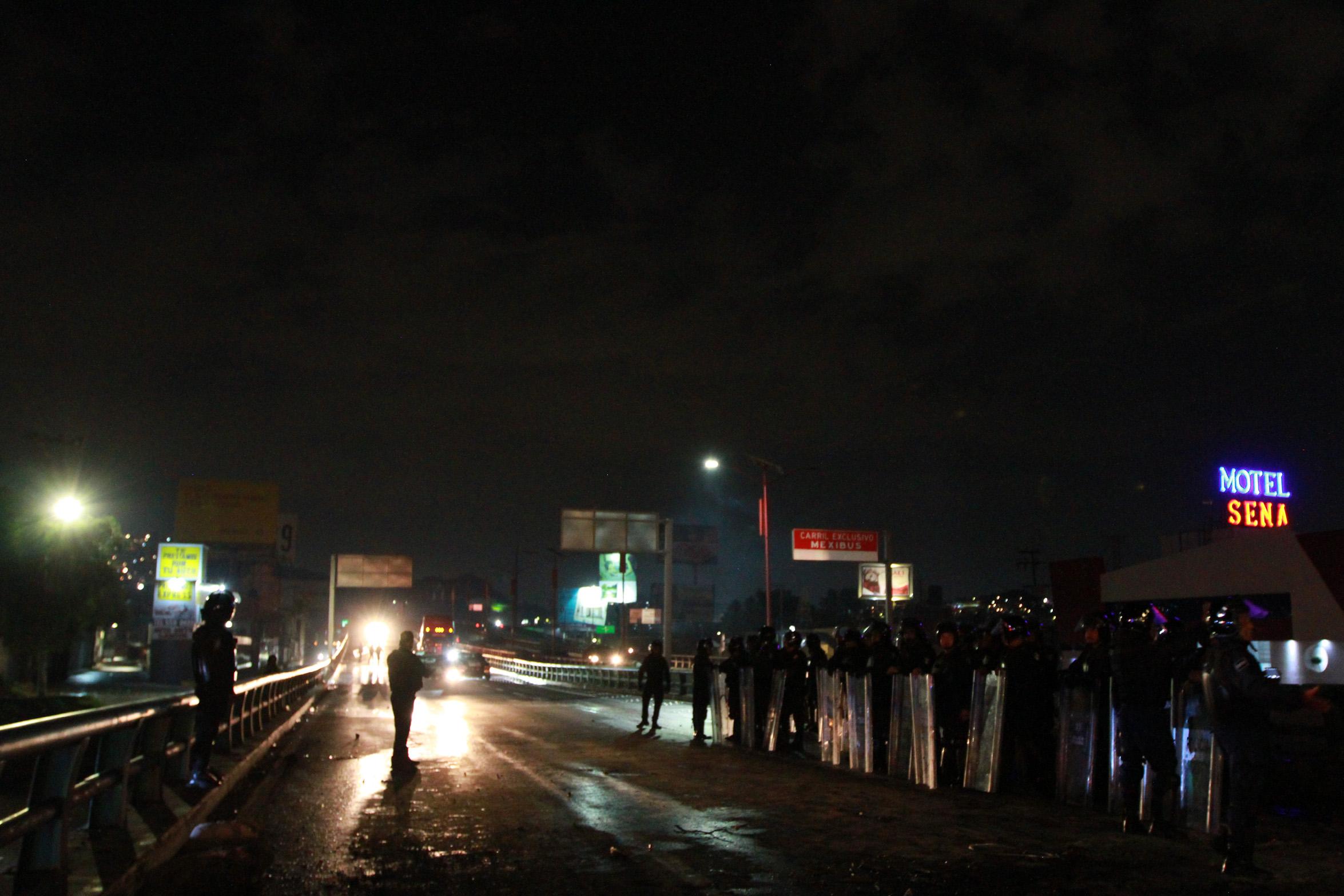Policía Federal: Hubo infiltrados en bloqueo en San Juanico