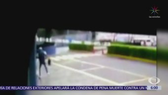 Asaltan a mujer en la calzada México-Tacuba, CDMX