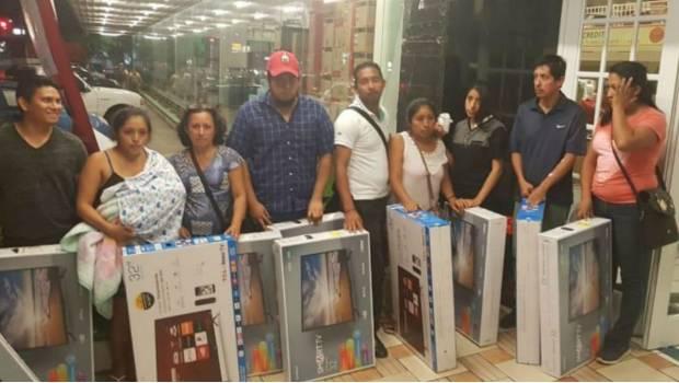 buen-fin-venden-pantallas-8-pesos-cancun-quintana-roo