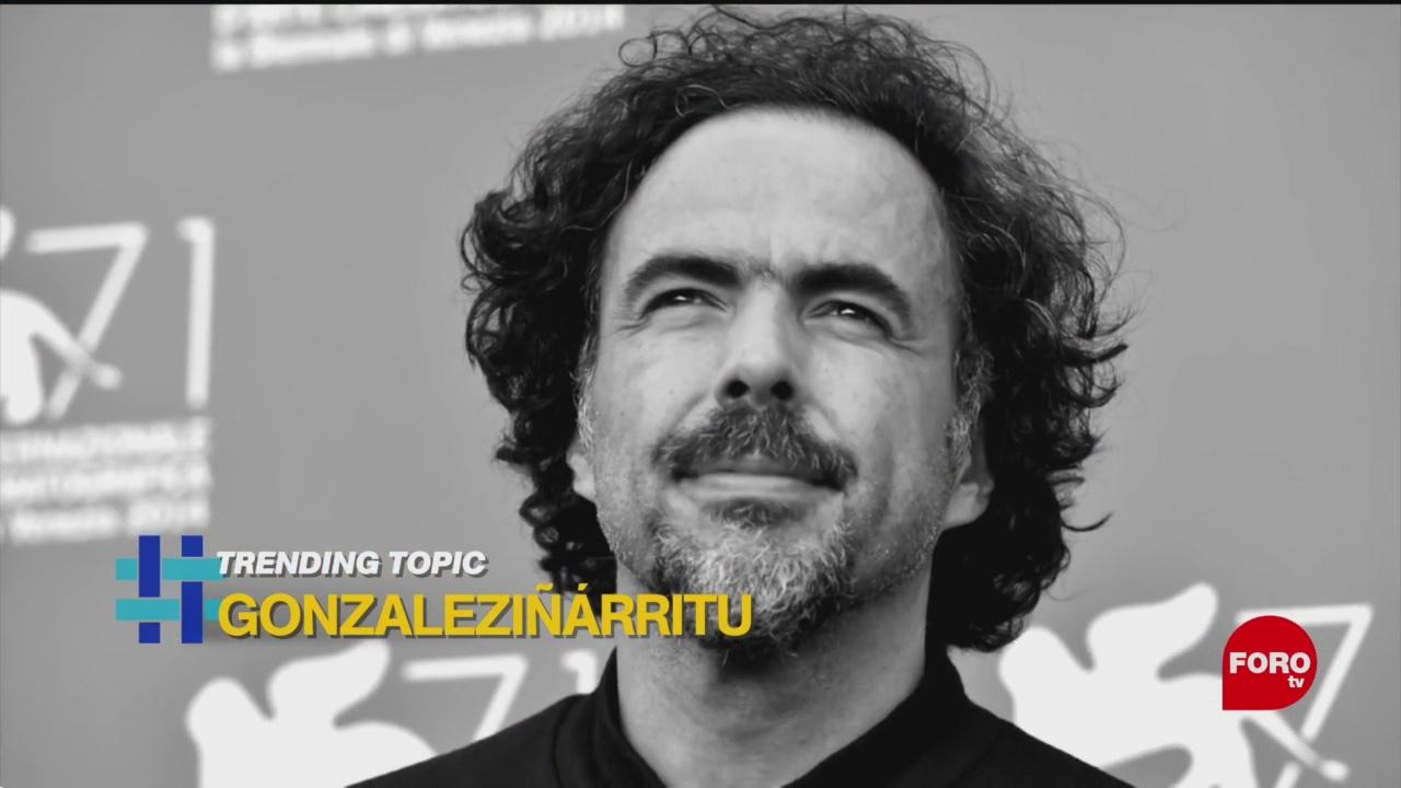 Conceden Nacionalidad Española Alejandro González Iñárritu