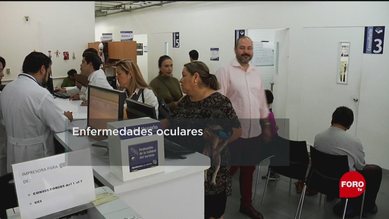 Las enfermedades oculares en los perros Hospital Veterinario de especialidades de la UNAM víctimas de enfermedades oculares