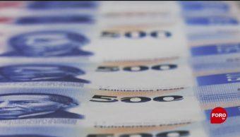 El proceso de fabricación de billetes en México