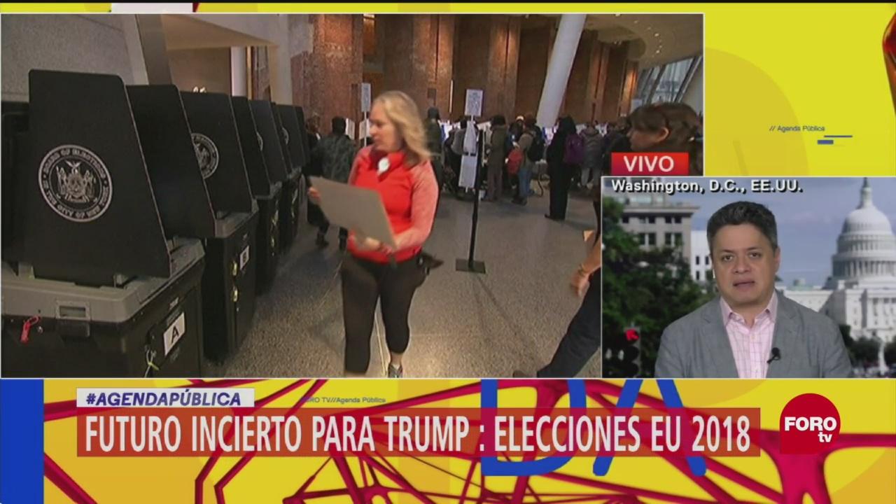 Qué Está En Juego Elecciones De Eu 6 De Noviembre Contienda Electoral Medio Mandato Estados Unidos Ariel Moutsatsos