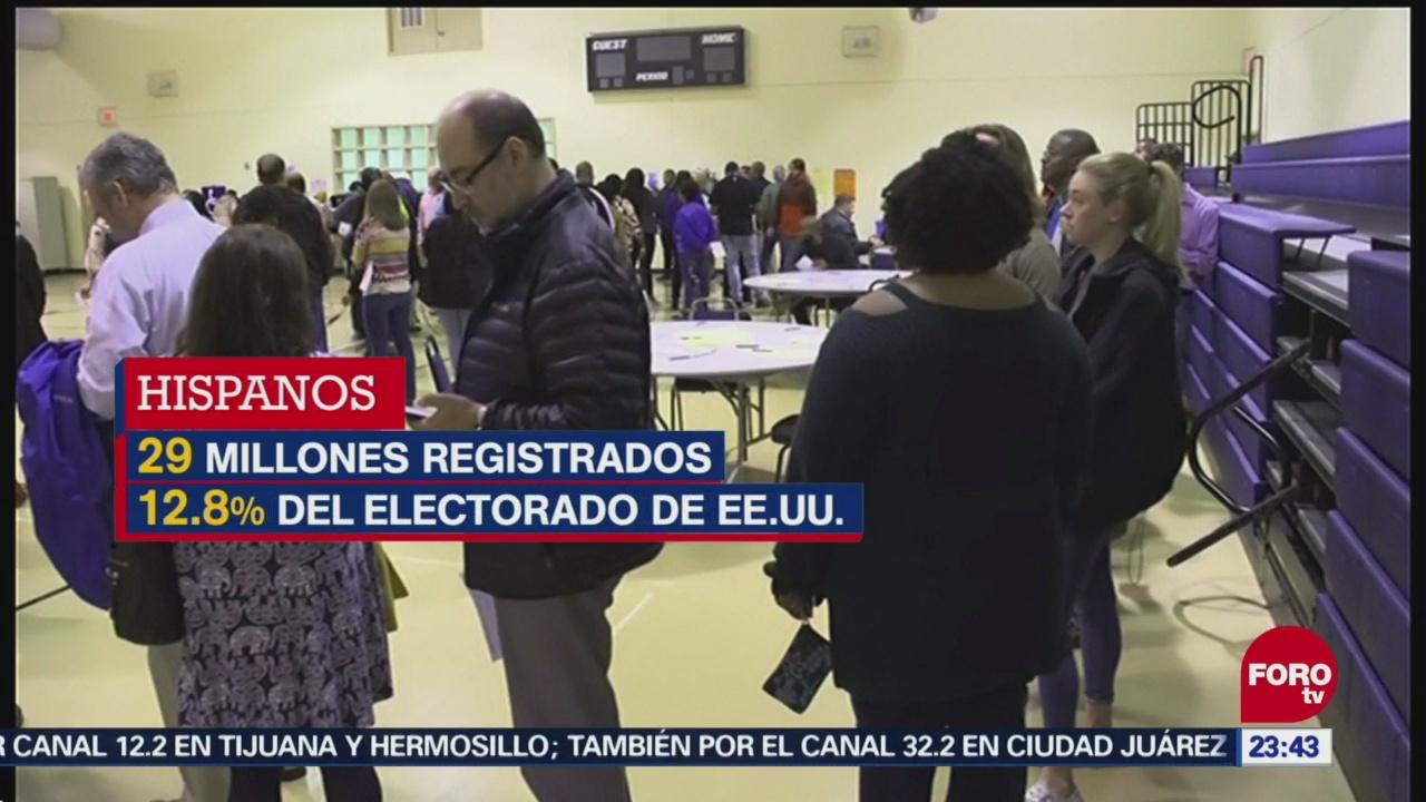 Voto Hispano En Las Elecciones Estadounidenses