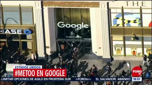 Empleados Google Protestan Mejor Trato Mujeres
