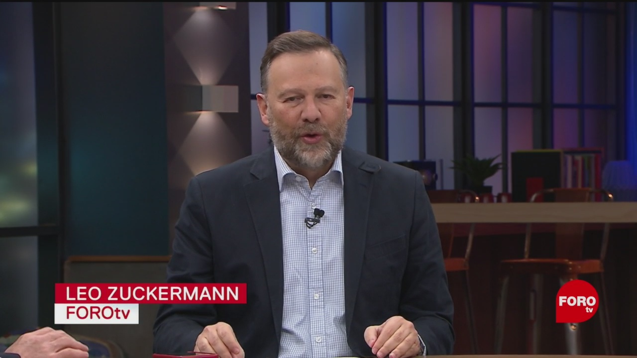 Hora Opinar Leo Zuckermann Programa Completo Noviembre