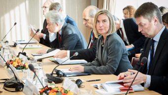 Unión Europea insta a Rusia reabrir el estrecho de Kerch