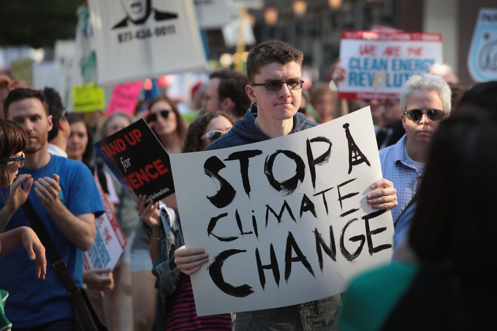 EEUU advierte sobre costos económicos del cambio climático