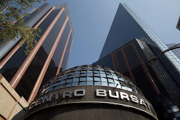 Foto: Sede de la Bolsa Mexicana de Valores en la Ciudad de México