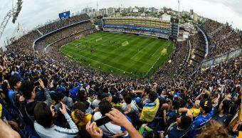 Clausura La Bombonera estadio de Boca por exceso de público