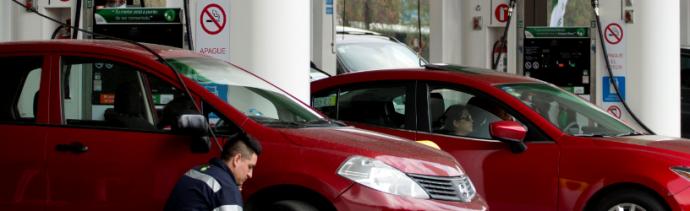 Precio de gasolina no aumentará por reducción del estímulo al IEPS, dice Hacienda