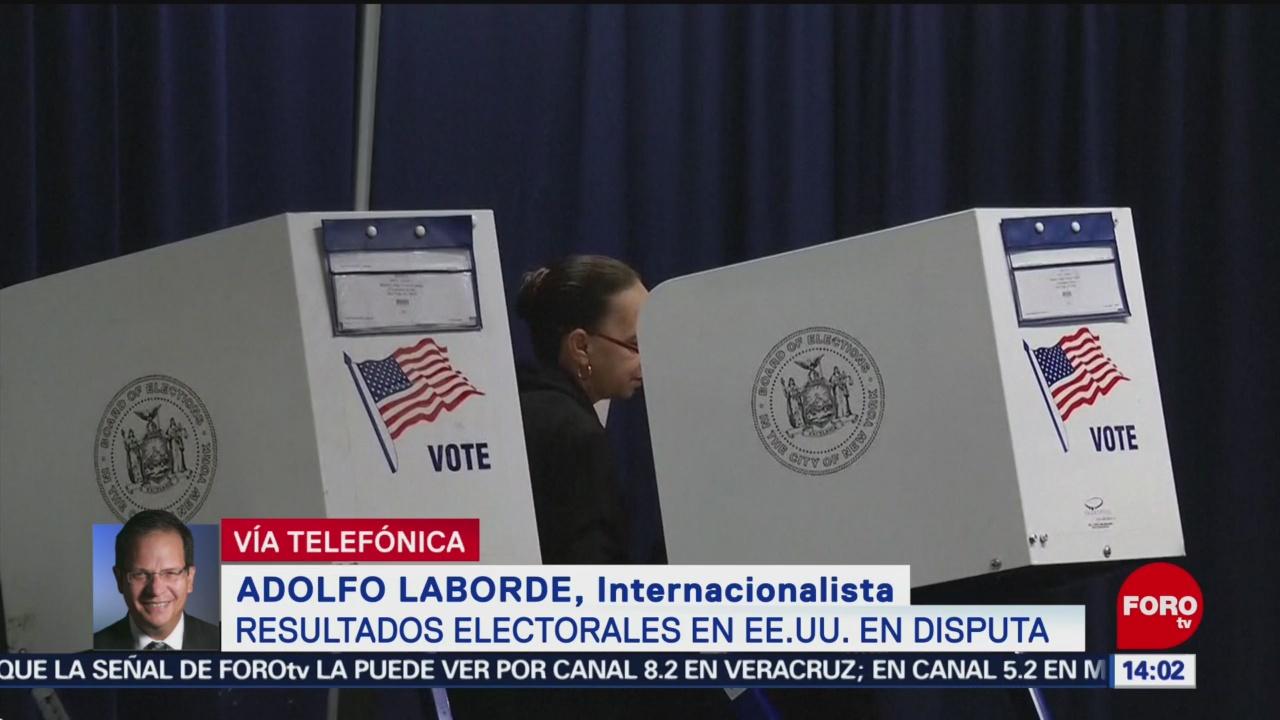 Georgia También Podría Hacer Recuento De Votos Georgia, Estados Unidos Brian Kemp