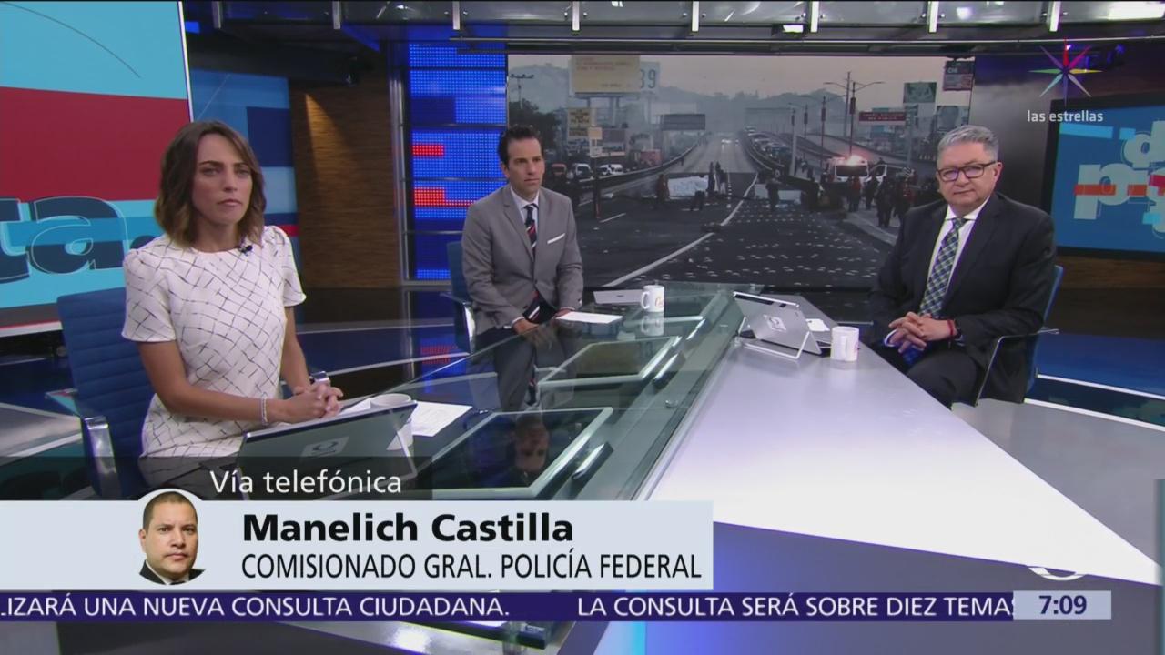 Grupo violento en San Juanico no era de pobladores, dice Manelich Castilla