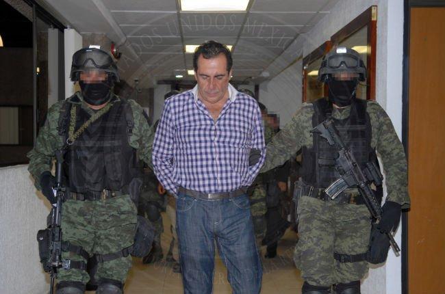 """Muere Héctor Beltrán Leyva """"El H"""""""
