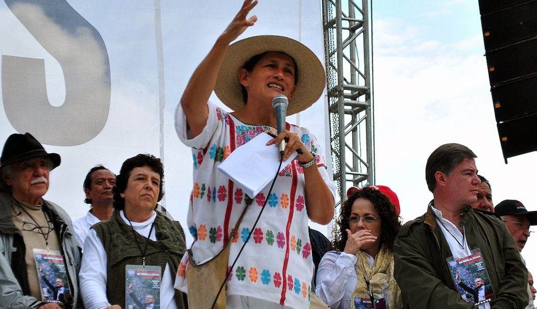 Jesusa Rodríguez activista feminista suplirá Olga Sánchez Cordero