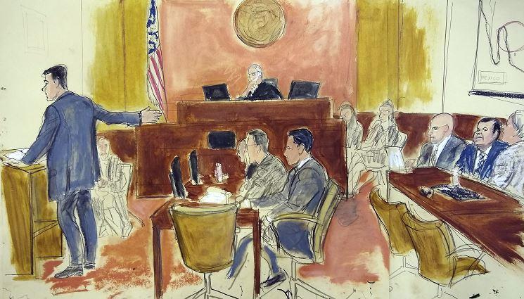 Testifica Jesús Zambada García en juicio contra 'El Chapo'