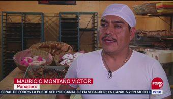 El Pan De Muerto Artesanal Papalotla, Estado De México Herencia Familiar