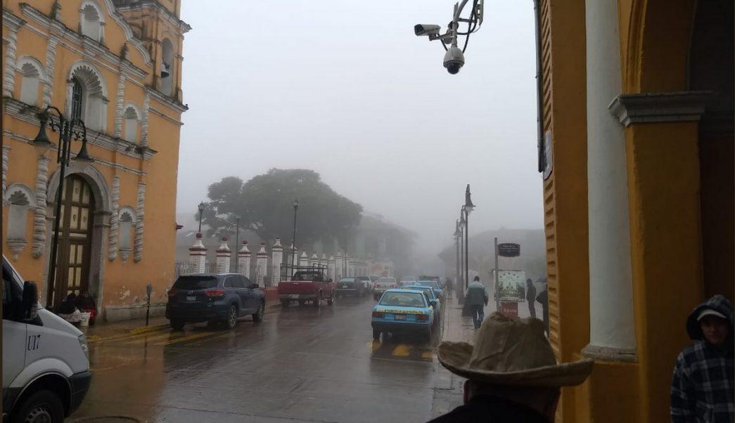 Clima Puebla; lluvia provoca encharcamientos varios municipios