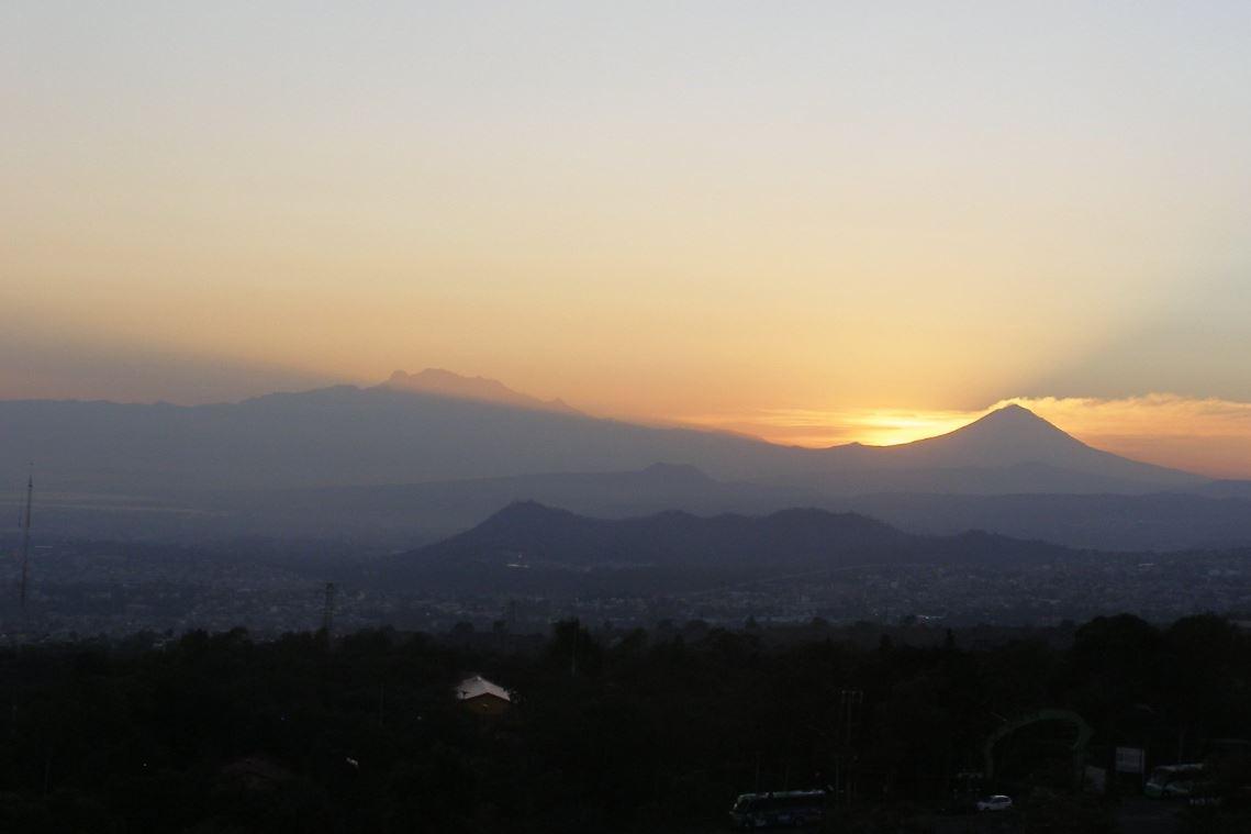 Foto: El Valle de México presenta mala calidad del aire 3 febrero 2019