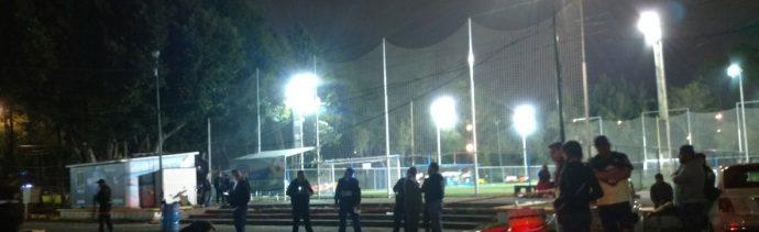 Matan a presunto policía federal en el Deportivo Oceanía