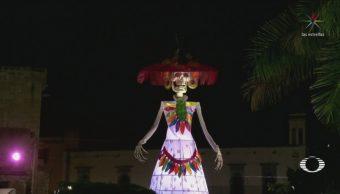 México Recuerda Fieles Difuntos Día De Muertos