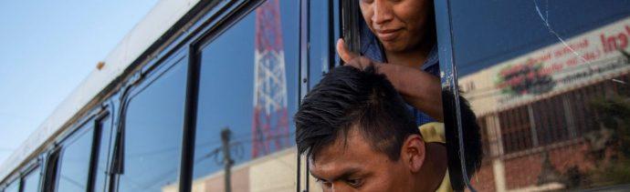 Migrantes centroamericanos podrán regresar gratis a su país