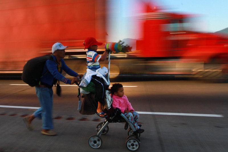 migrantes deriva en tapachula pese registro migratorio
