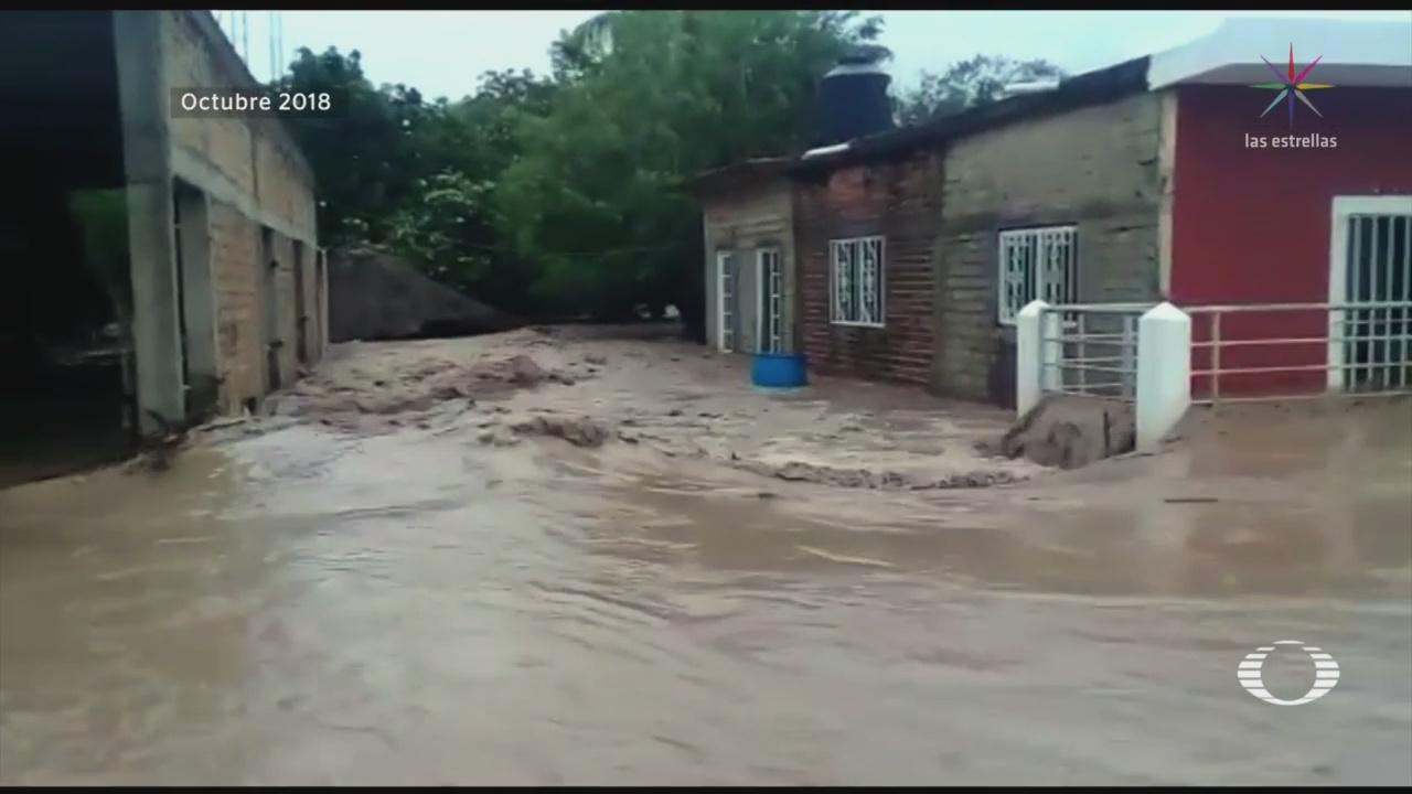Nayaritas Acusan Abandono Autoridades Huracán Willa