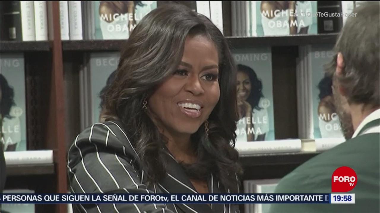 Libro 'Becoming' Michelle Obama Rompe Record Ventas