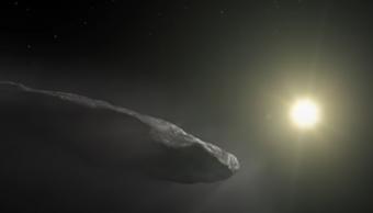 Oumuamua Detalles Surgen NASA Naturaleza Asteroide Nave Espacial