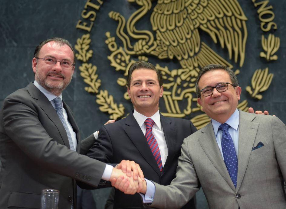 T-MEC deja bases sólidas de certeza para inversionistas: EPN