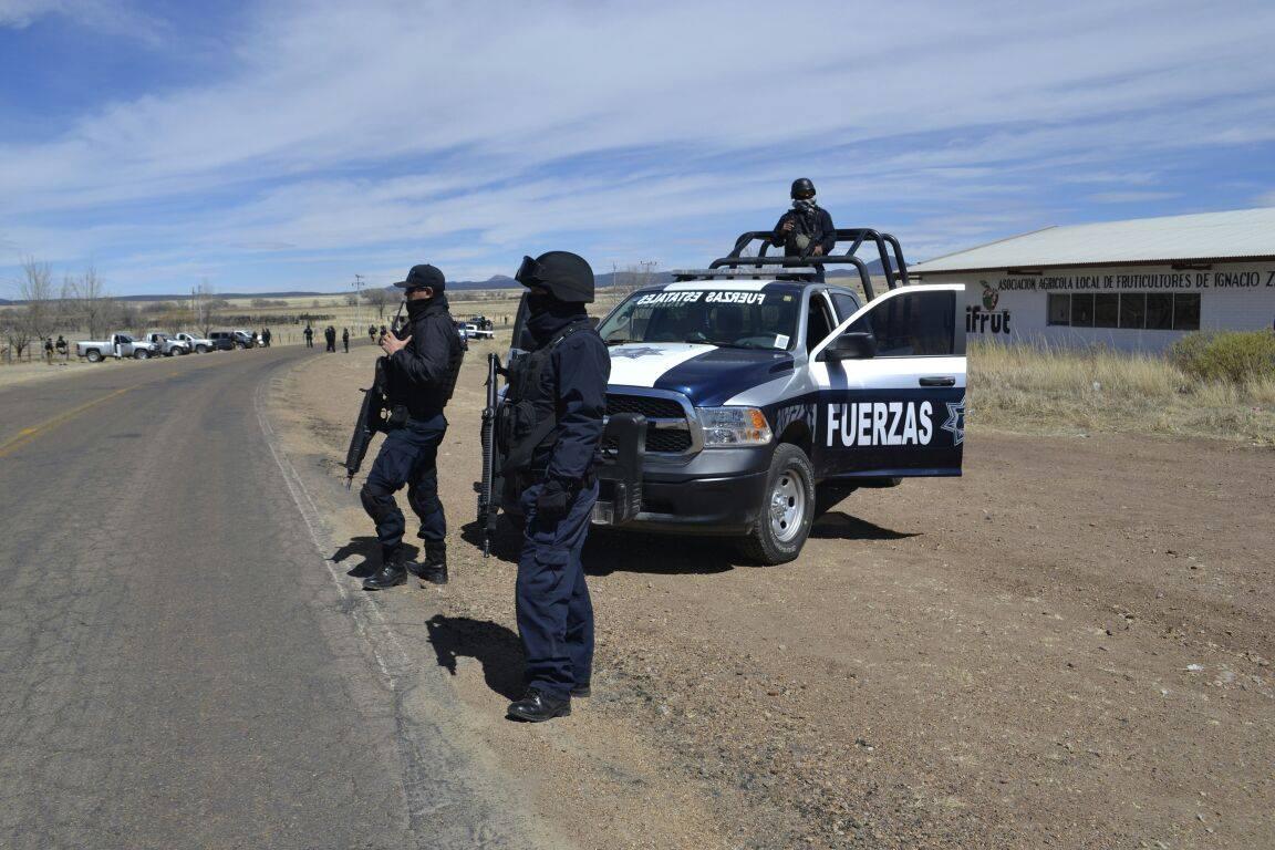 Violencia Chihuahua; reportan tres ataques a policías
