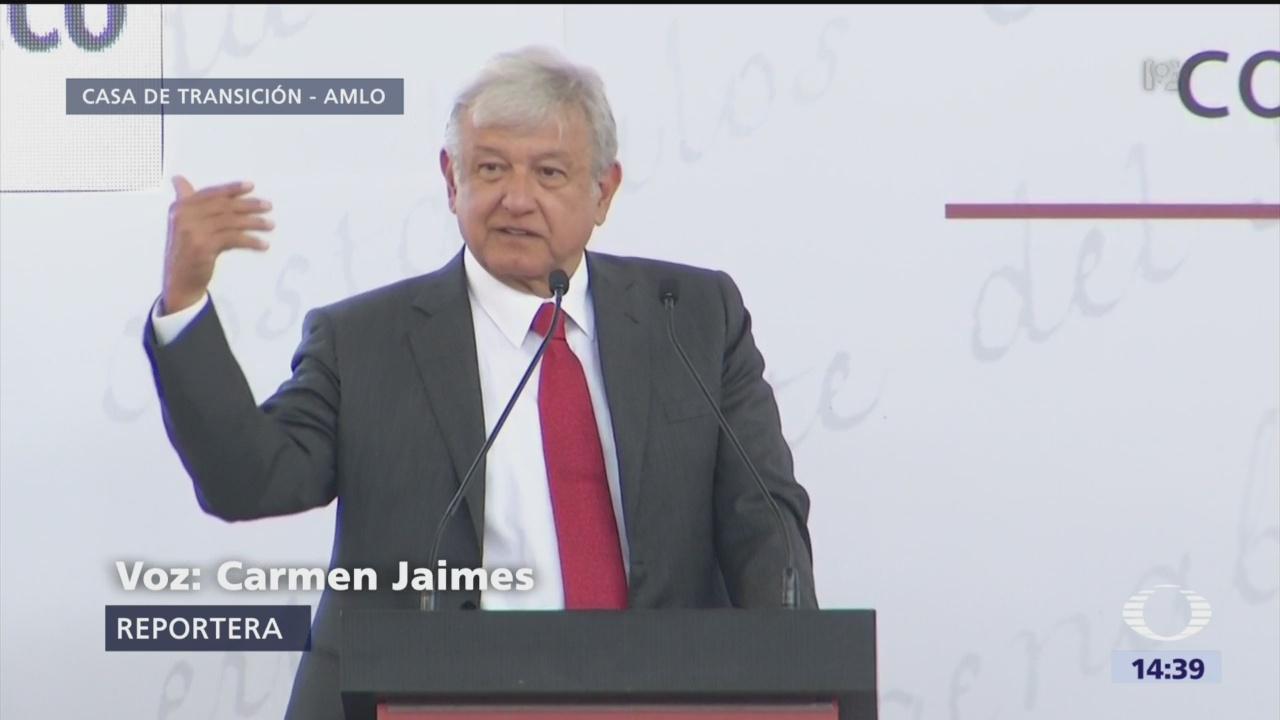 AMLO Iniciativa Memoria Histórica Y Cultural De México El Presidente Electo, Andrés Manuel López Obrador, Archivo General De La Nación