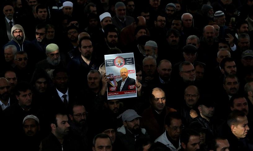 Alemania frena venta de armas a Arabia por caso Khashoggi