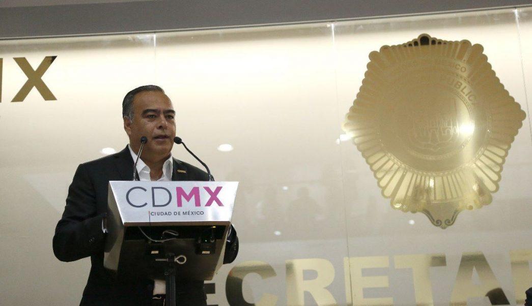 No hay crisis de inseguridad en la CDMX: Raymundo Collins