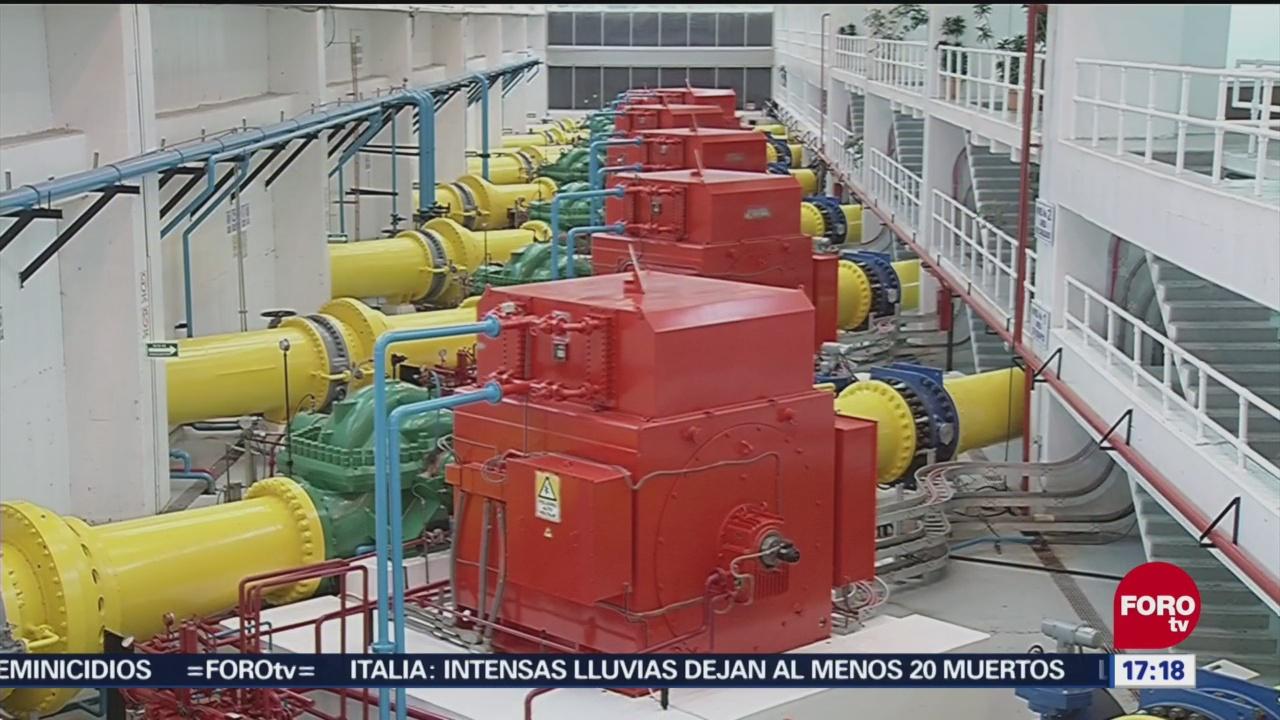Reinicias Operaciones Sistema Cutzamala Después De Cinco Días Abastece De Agua A La Cdmx