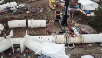 Se retrasan trabajos en Cutzamala; megacorte de agua en CDMX continúa