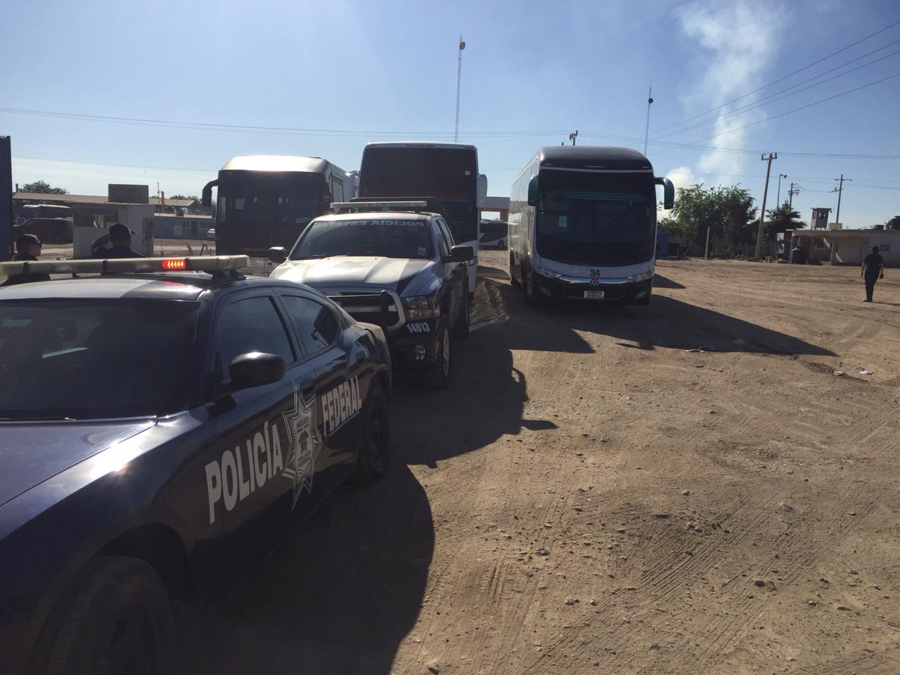 Caravana Migrante; llega primer grupo a Sonora