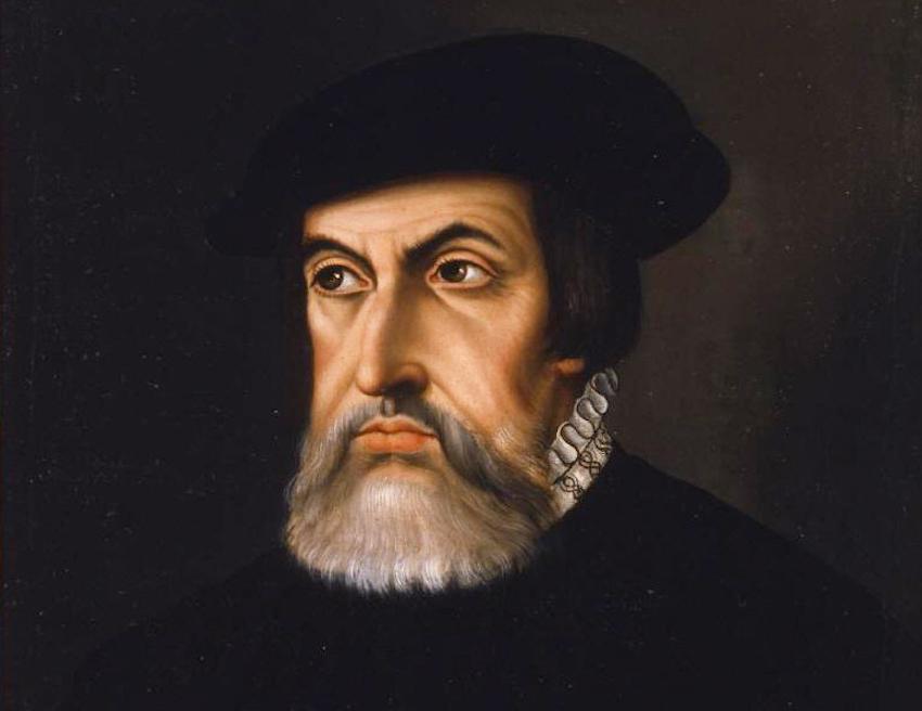 Dónde está tumba Hernán Cortés