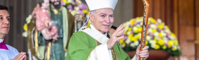cardenal carlos aguiar retes Basilica Gudalupe