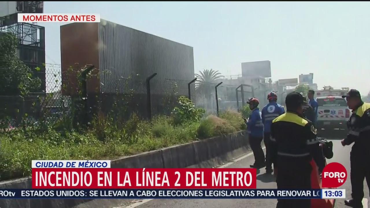 Se registra otro corto en las vías de la Línea 12 del Metro CDMX
