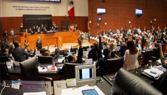Senado aprueba reformas en materia de extinción de dominio