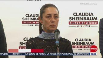 Sheinbaum presenta sanciones cívicas