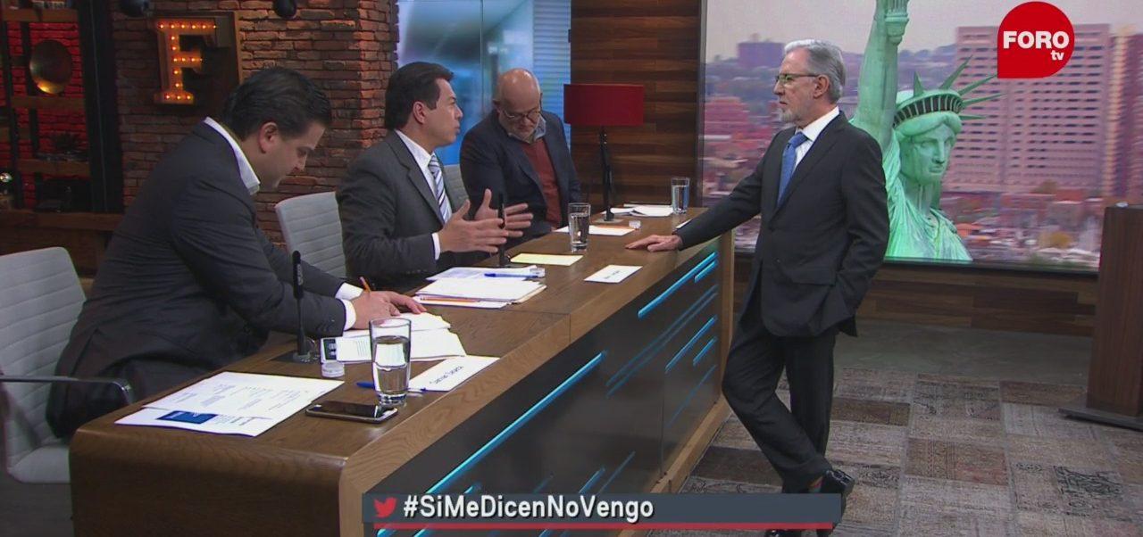 Si Me Dicen No Vengo Joaquín López-Dóriga AMLO