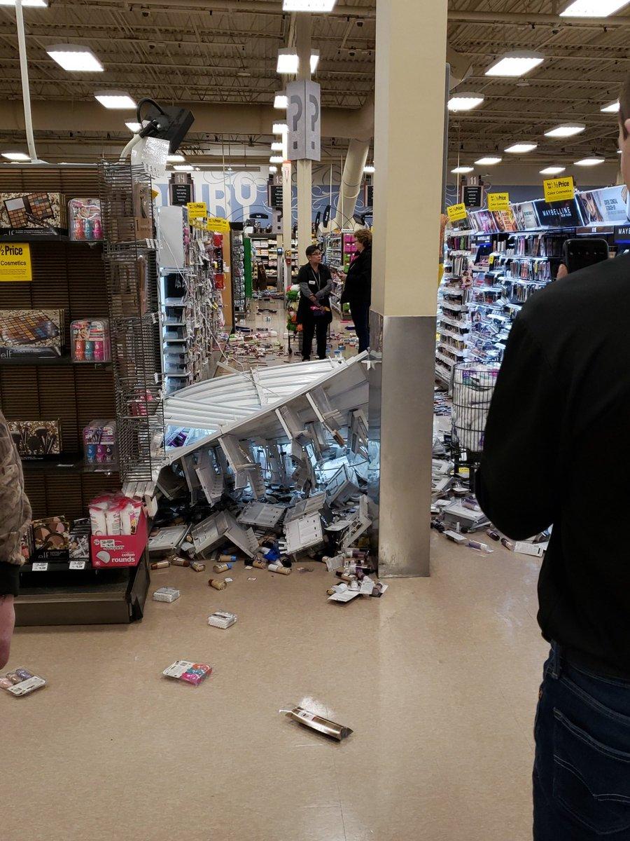 Un sismo de magnitud 7.0 sacudió el estado de Alaska, Estados Unidos. (@Chase_AK)